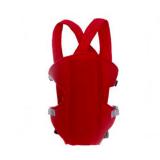 Harga Termurah Vogue Bernapas 3D Sirat Kain Gendongan Bayi Merah