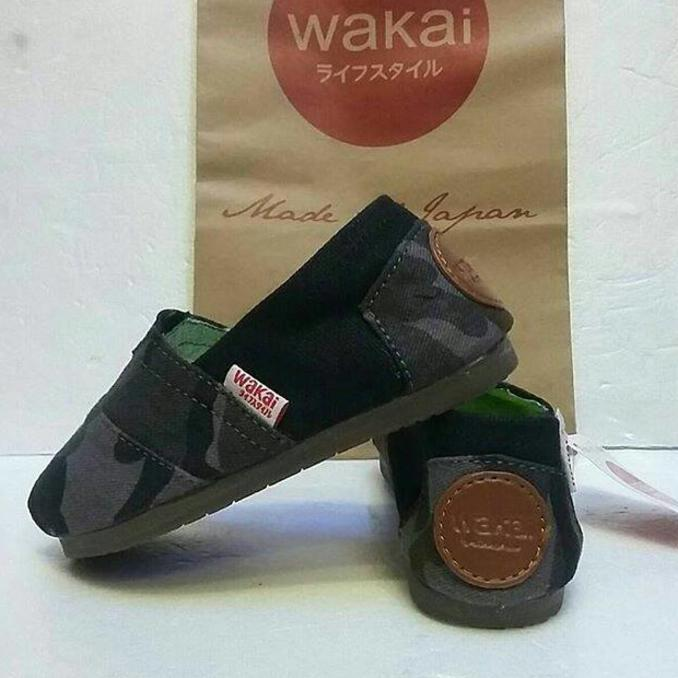 WAKAI SHOES FOR KIDS / SEPATU ANAK / KADO ANAK / SEPATU JALAN  PROMO SALE