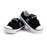 Beli Warrior Sepatu Kets Putih Anak Laki Laki Papan Sepatu Warna Hitam Putih Gadis Warrior Murah
