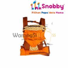 Harga Warungsiboss Snobby Tpg 1742 Gendongan Bayi Ransel 3 In 1 Hood Giraffe Animal Series Indonesia