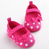 Promo Semangka Red Hot Balita Baru Lahir Soft Sole Slip On Shoes Bayi Boys Girls Berjalan Kapas Sepatu S1594 Oem Terbaru