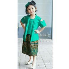 Welans Batik - Kebaya Anak - Kutu Baru - Sabrina (lp04) By Toko Kios_shop57.