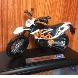 Review Welly Diecast Miniatur Motor Ktm 690 Enduro R Terbaru
