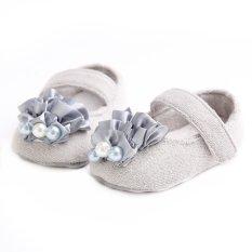 Promo Putih Panas Balita Bayi Sepatu Bayi Sol Lembut Slip Her At Brothers And Perempuan Rumbai Kembang Sepatu S1428 Tiongkok