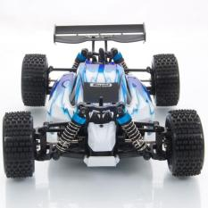 Beli Wl Toys A959 Vortex 1 18 Scale 2 4G 4Wd 50Km H Off Road Racing Buggy Biru Cicilan