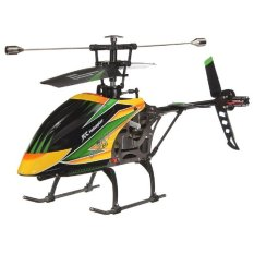 Review Toko Wl Toys Helicopter Rc Wl V912 4Ch Single Blade 2 4Ghz Panjang 52Cm Lcd Remote Online