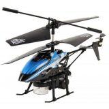 Diskon Wl Toys Rc Helicopter V757 Bubble 3 5Ch Rtf Biru