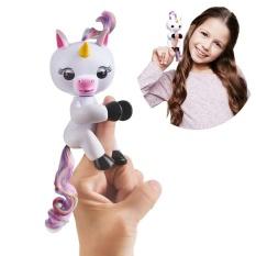 """Woowof Peralatan Memasak Di Luar Rumah Yang Lain: Bayi Interaktif Unicorn GIGI, Unicorn Boneka Jari Bandung Photo: """"-anak Baby-Terbaik untuk Hadiah Natal-Intl"""