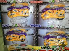 WSK Mainan motor balap 3
