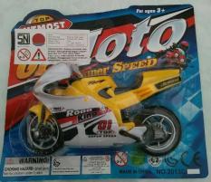 WSK Mainan motor moto speed