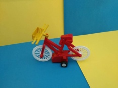 WSK Mainan sepeda