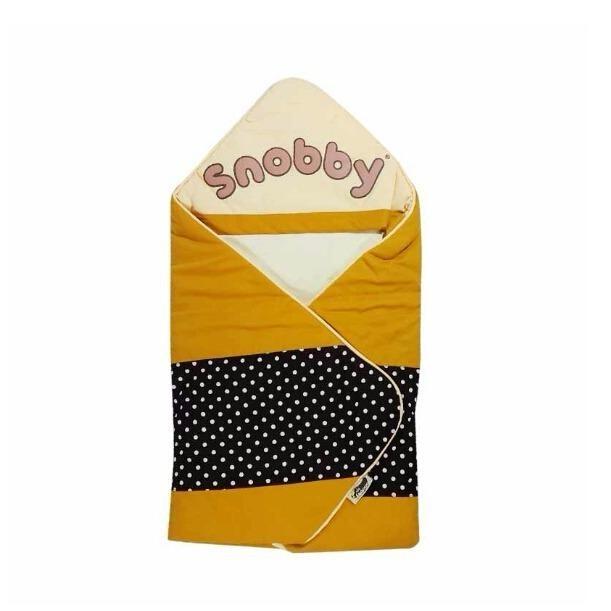 ... Wulanda selimut bayi snobby totty pakai tutup kepala