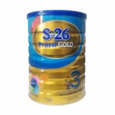 Beli Wyeth S 26 Procal Gold Tahap 3 Vanila 1600Gr Wyeth S26 Asli