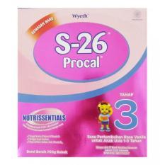Jual Wyeth S 26 Procal Reguler Tahap 3 Vanila 700Gr Import