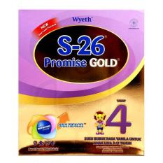 Jual Wyeth S 26 Promise Gold Tahap 4 Vanila Box 700 Gr Di Bawah Harga