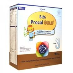 Wyeth S26 Procal Gold 1 4 Kg Wyeth S26 Diskon 50