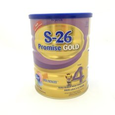 Wyeth S26 Promise Gold Tahap 4 900 gr