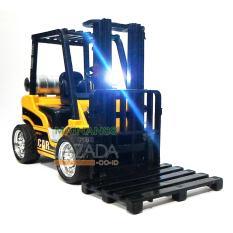 Toko Xinbo Diecast Alat Berat Forklift Skala 1 24 Kuning Xinbo Jawa Timur