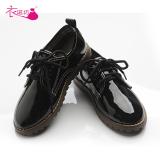Situs Review Yinuofang Sekolah Kinerja Anak Laki Laki Sepatu Kinerja Sepatu Hitam Sepatu Kulit
