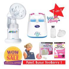 YooBerry Paket Perlengkapan Bayi Baru Lahir - Keperluan Busui WOW SALE #1