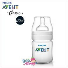 Harga Yooberry Philips Avent Botol Susu Classic 125Ml Single Pack Online