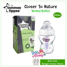 YooBerry Tommee Tippee Combat Colic Vented Bottle Botol Susu Bayi 260 ml