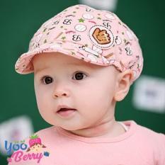 YooBerry Topi Bayi Korea Sam's Cap
