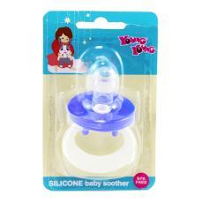 YOUNG YOUNG Dot/Empeng IL-SA-8 Soother Baby BPA Free - Biru