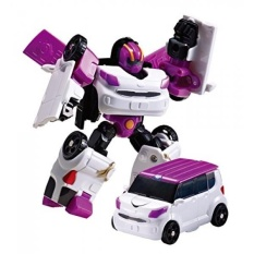 Youngtoys TOBOT Mini W Transforming robot Car to Robot Animation Character … - intl