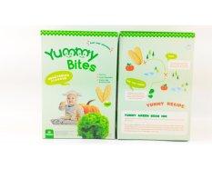Yummy Bites MINI - Rice Cracker 25 Gram-Vegetable Flavour