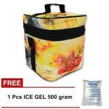 Harga Z Two Cooler Bag Asi Tas Asi Coolerbag Penyimpan Asi Gratis Ice Gel Online Jawa Timur