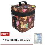 Spesifikasi Z Two Cooler Bag Asi Tas Asi Coolerbag Tas Penyimpan Asi Gratis Ice Gel Lengkap Dengan Harga
