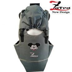 Spesifikasi Zatra Bonceng Motor Anak Sabuk Mobil Anak Gendongan Anak Abu Abu Silver Yang Bagus Dan Murah