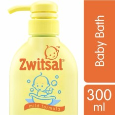 Zwitsal Baby Bath Classic 300ml By Lazada Retail Zwitsal.