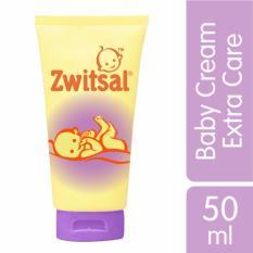 Zwitsal Baby Cream Extra Care Zinc 50ml