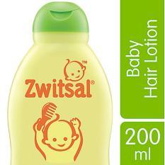 Zwitsal Baby Hair Lotion Natural Avks - 200mL