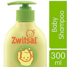 Zwitsal Baby Shampoo Natural Avks - Pump - 300mL