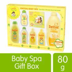Spesifikasi Zwitsal Baby Spa Gift Box Baru