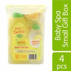 Spesifikasi Zwitsal Baby Spa Small Gift Box Baru