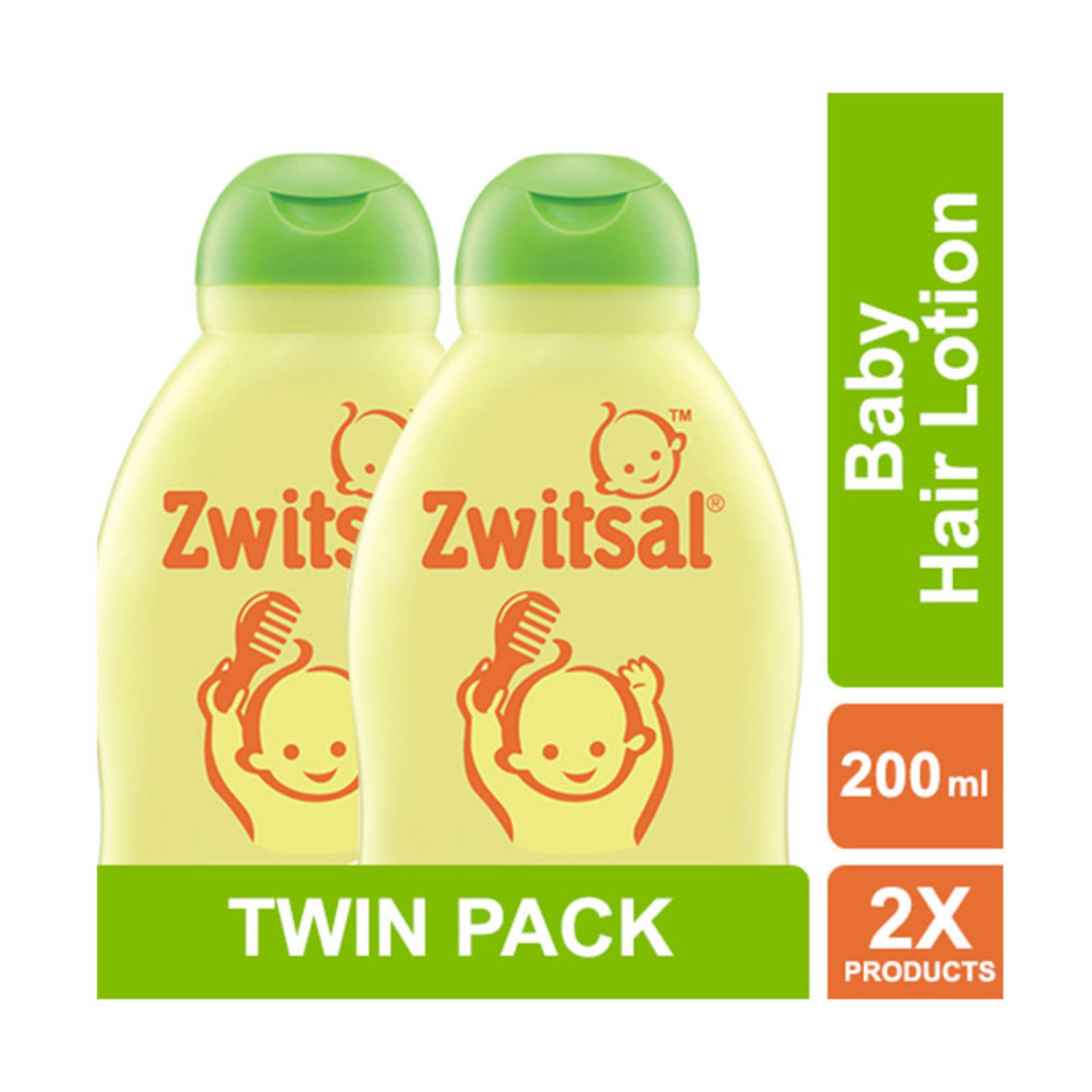 Penawaran Zwitsal Natural Baby Hair Lotion Aloe Vera Kemiri Morinaga Chil Go Vanilla 6x140 Ml  Free 2 Botol Seledri 200 Twin Pack