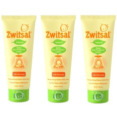 Dimana Beli Zwitsal Natural Baby Skin Protector Lotion Tube 100Ml 3 Pcs Zwitsal