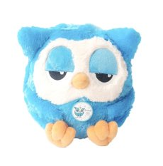 Istana Boneka Blue Roumang Owl - Small Size 30 cm 692f1fdaff