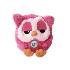 Istana Boneka Pink Roumang Owl - Small Size 30 cm 42b7585ad8
