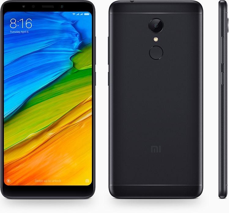 Xiaomi Redmi 5 Plus [ 32 GB/3 GB ] - Resmi TAM