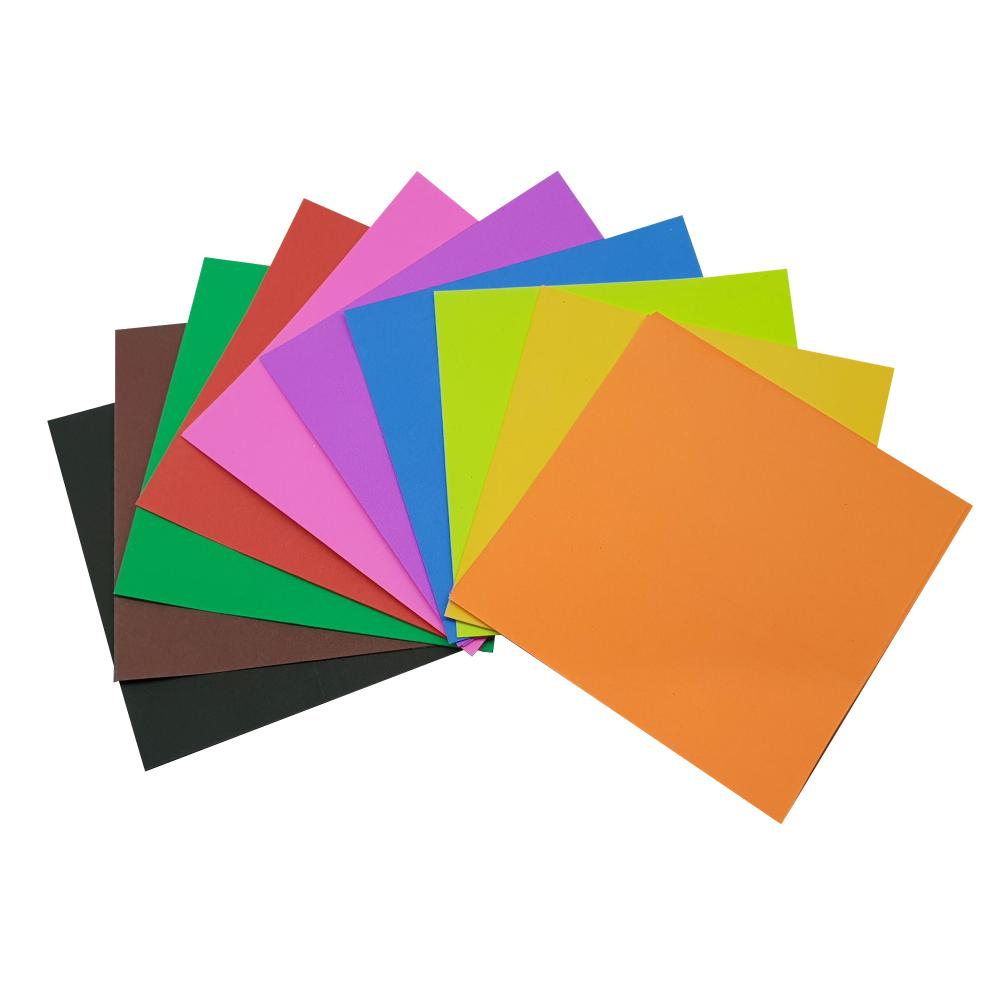 Guppy Origami Paper Kertas Warna 20X20cm 50 lbr
