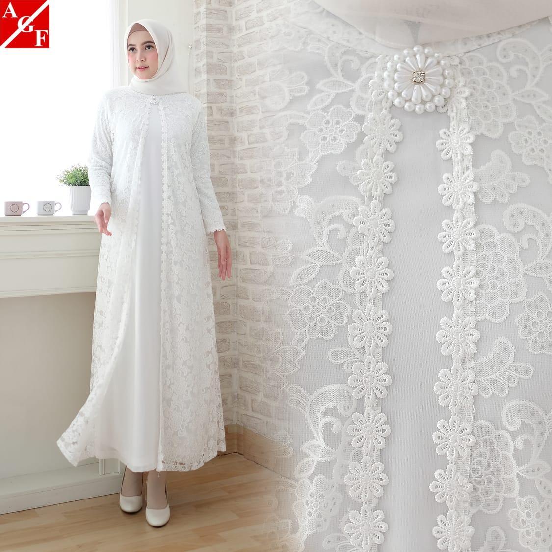 Jual Dress Gamis Muslimah Lazada Co Id