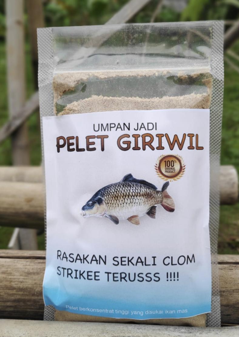 Umpan Pelet Giriwil Untuk Semua Ikan Paket Promo 3 Bungkus Lazada Indonesia