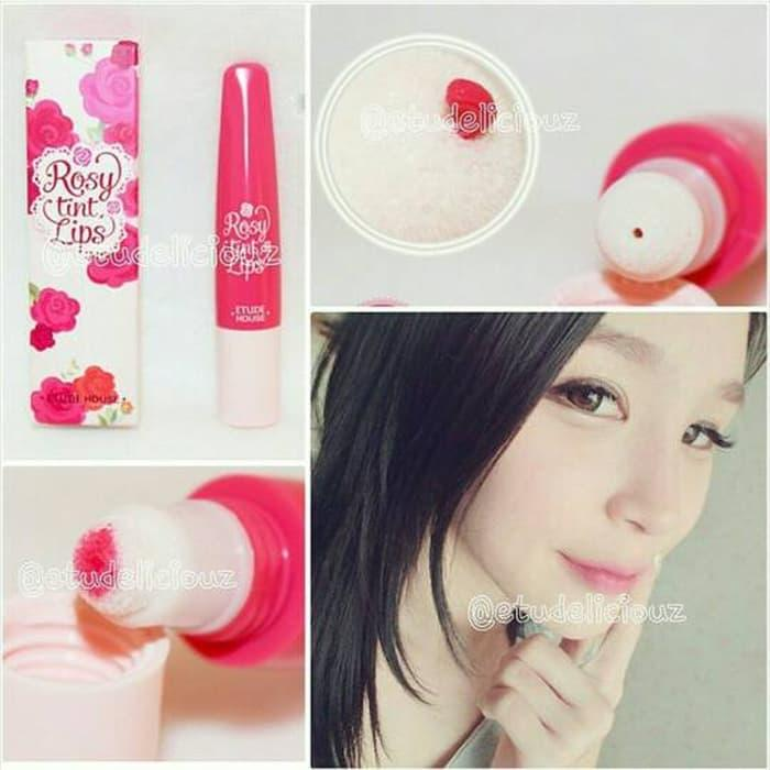 Promo Rosy Tint Lips 05 Baby Peony - Tkghrmwg By Michaelia Collections.