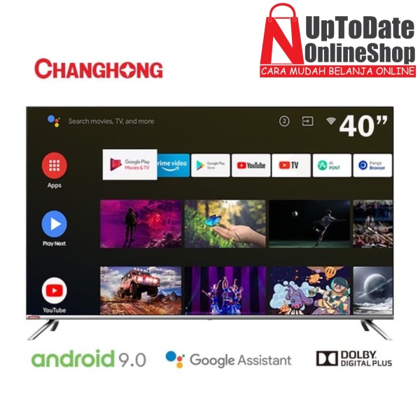 TV LED CHANGHONG L40H7 ANDROID