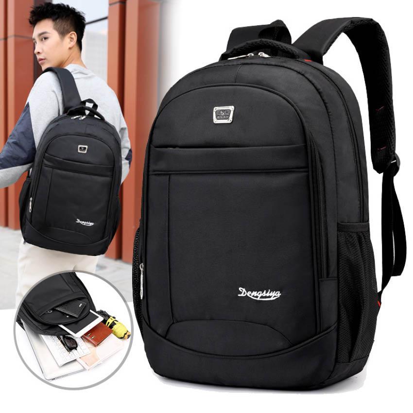 d6a0f09874 Tas Ransel Laptop Deng Si Ya - Tas Punggung Tas Pria Tas Wanita - Backpack  Up